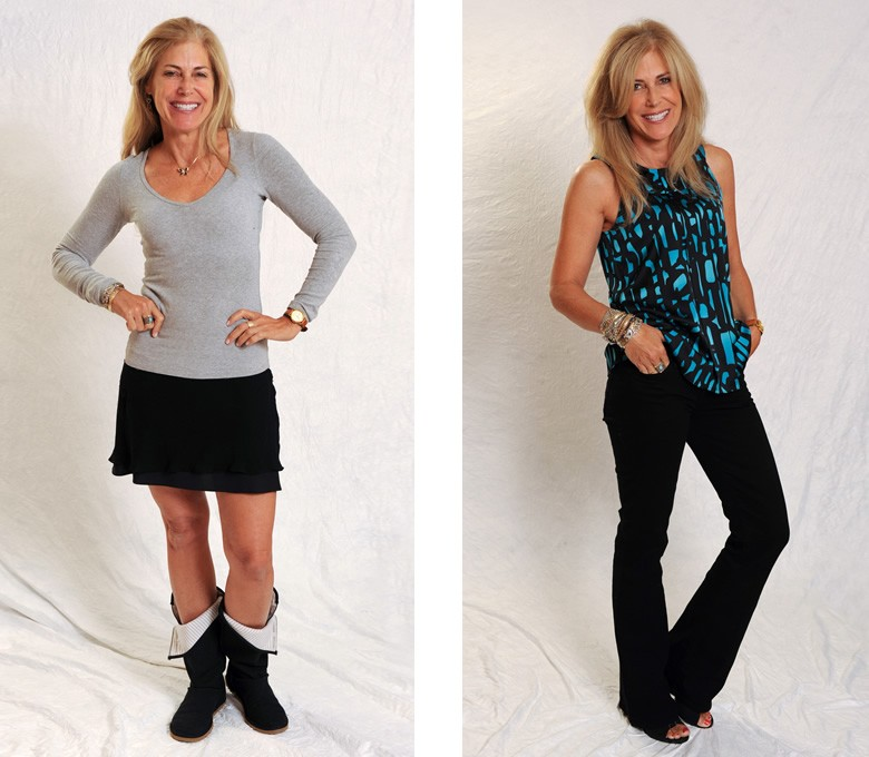 Before and After: Donna - Total Image Consultants