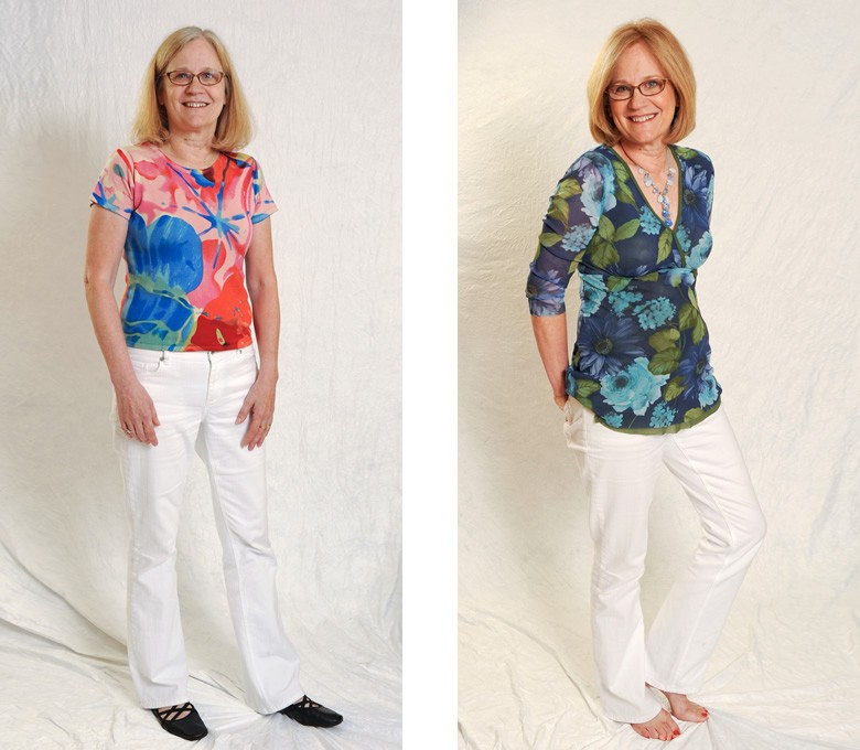 Before and After: Jan - Total Image Consultants