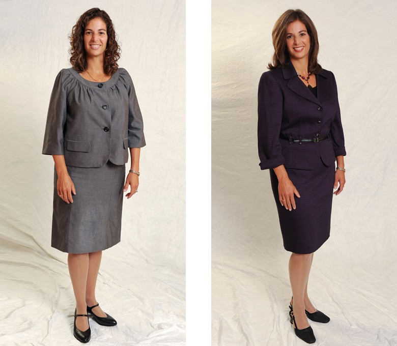 Before and After: Marianne - Total Image Consultants