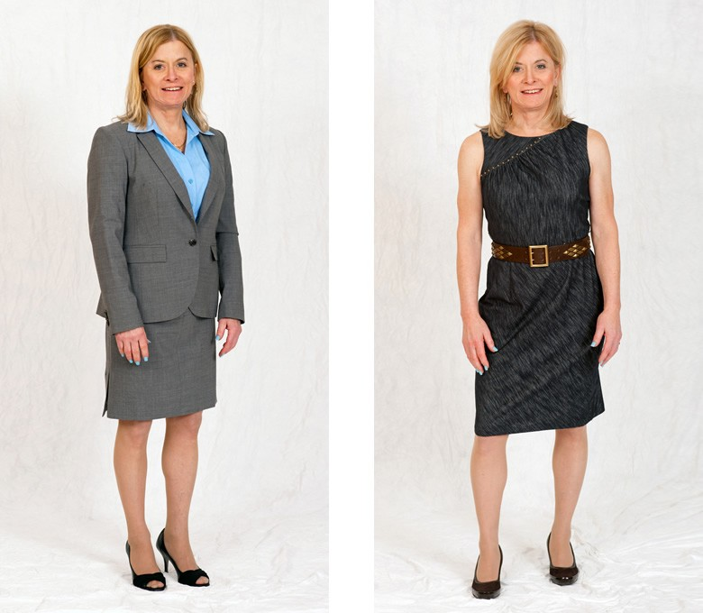 Before and After: Sara - Total Image Consultants