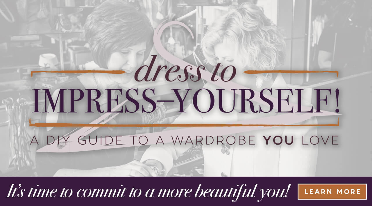Dress to Impress Yourself - DIY Course - Learn more