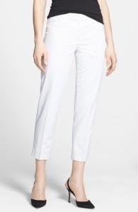 White color Capris