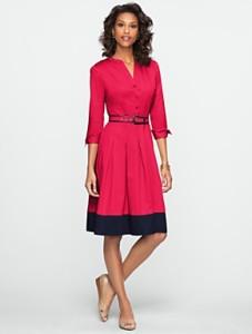 Shirt Dress Talbots