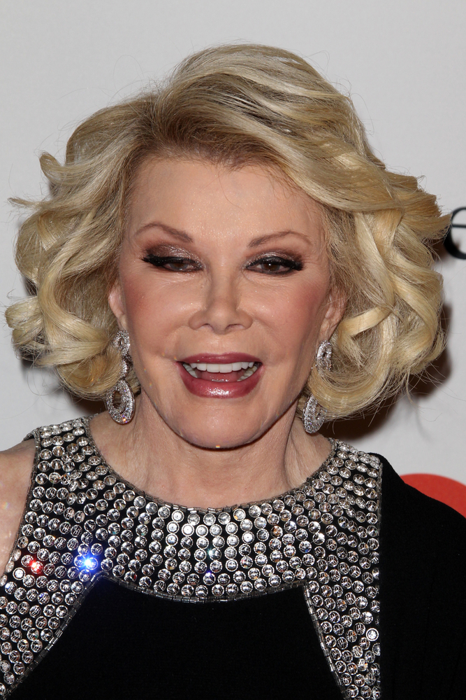 Three Tips Joan Rivers Taught Us About Personal Style