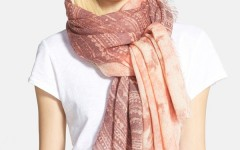 Low contrast Scarf light