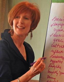 Ginger Burr Workshop