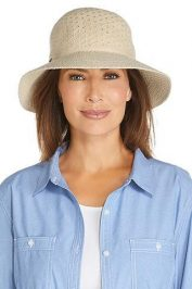 Hat with SPF