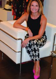 Eva Varro Trunk show at Infinity Boutique
